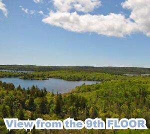 Move into the 9th FLOOR and enjoy all year this view….