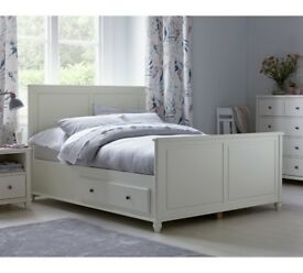 Brand New Ashbourne Double Bed Frame