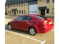 Lexus IS 220D Red 2007 year