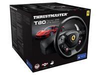 Thrustmaster T80 Ferrari Racing Wheel