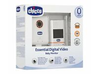 Chicco baby video monitor day and night vision with audio £100 new