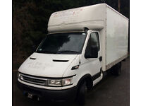 2005 Iveco daily 35c12 Luton van-LWB-Excellent working order-Run and Drive-LOW MILEAGE