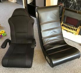2 X Gaming chairs