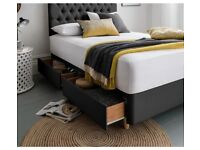 💜BRAND NEW DIVAN BEDS ON SALE NOW💜FREE UK DELIVERY ON ALL ORDERS🚛HURRY WHILE STOCK LASTS