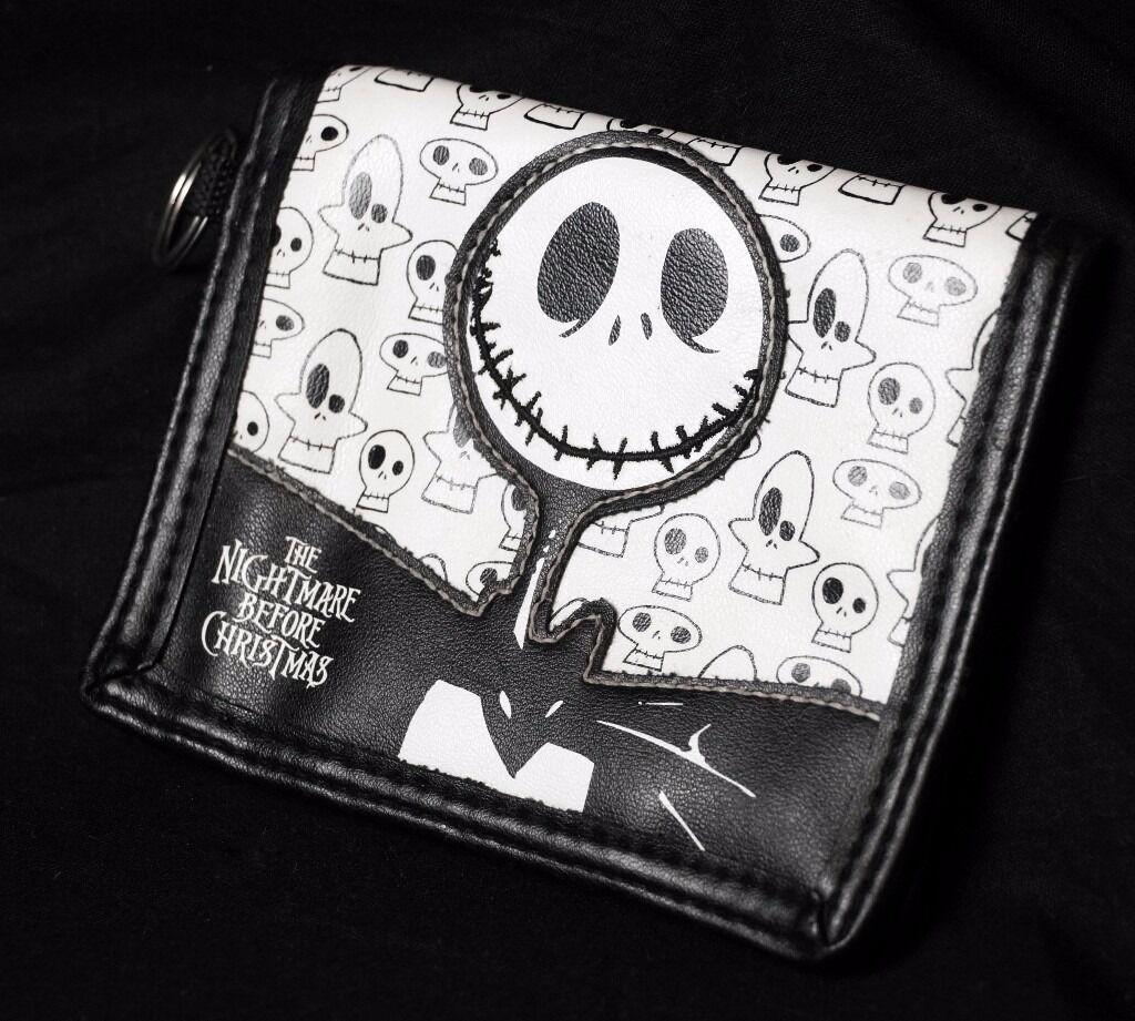 Disney Wallet - Official Merchandise - Nightmare Before Christmas ...