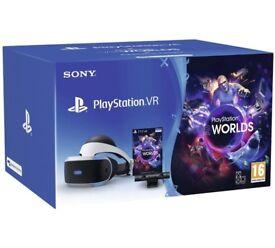 Sony PS VR Starter Kit - Brand New