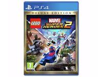 marvel superheros 2 DULUXE edition