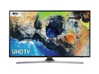 Samsung 40MU6120 40 Inch 4K UHD Smart TV with HDR Boxed Brand New 4k tv 2018