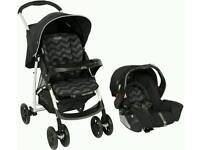 Graco Mirgae Travel System Pushchair and Carseat