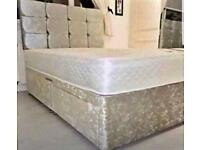 * CHEAP DIVAN BEDS!! Free headboard and delivery with order!!