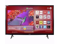 Smart LED TV (43 Inch)/ £120 off + free Sound system theatre