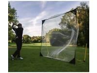 Golf Driving Net - Quick Hit 8 x 8 Multi Sport Hitting Net