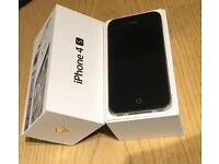 iPhone 4s fully working in box no charger