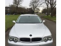 BMW 7 SERIES 4.4 745i SE SALOON AWD **AUTOMATIC**