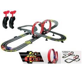 Chad Valley Artin Evolution Superloop Speedway Track Set