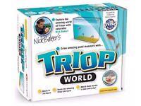 My Living World Triop World by Nick Baker: Brand New