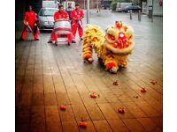 Chinese lion dance classes