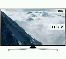 Samsung 55KU6020 55 Inch Ultra HD Smart LED TV Preowned
