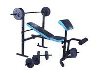 Men's Health Folding Workout Bench.