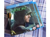 Arrow - Season 1-2 Blu-ray Box Set *In As New Condition*