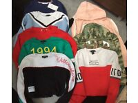 Large bundle of girls clothes x8 items age 10-11 year old in excellent condition