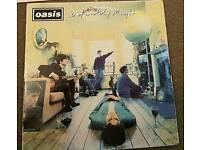Oasis definitely maybe 1st press.
