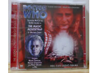 3 Doctor Who – Big Finish full cast radio plays