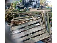 Free to collector. Wood