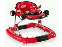 My Child Ace F1 Car 2 in 1 Walker rocker Racing Red