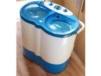Portawash Twin Tub Portable Washing Machine