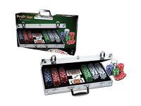 ProPoker Professional 300 Chip Poker Set -- BRAND NEW