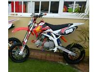 Rfz 150 elite pit bike