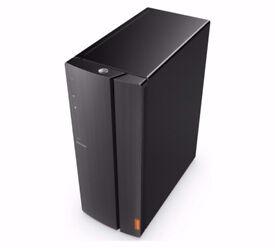 LENOVO IDEACENTRE 510 AMD A10 QUAD CORE 8GB 1TB DESKTOP PC BRAND NEW SEALED WITH WARRANTY & RECEIPT