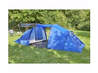 6 Man 2 Room Tent Perfect Condition