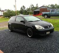 2005 Honda civic SIR