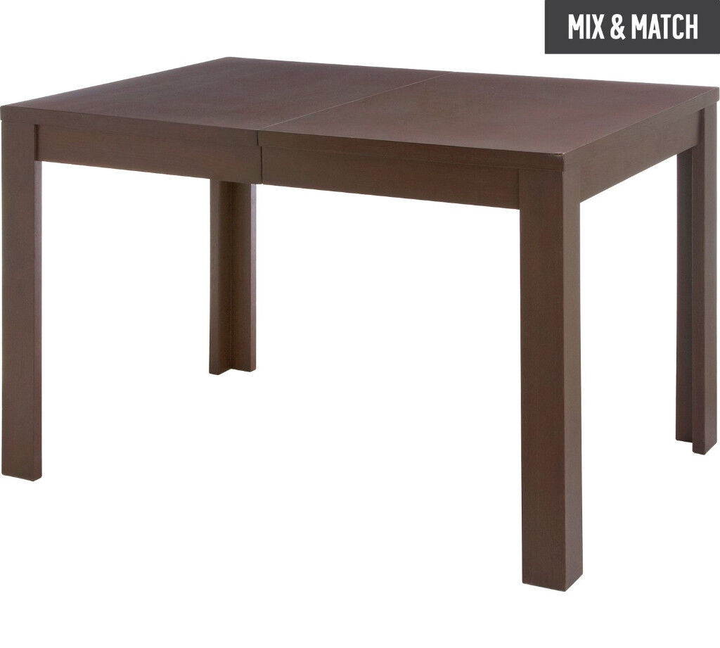 Collection Adaline Extendable Walnut Effect 4-6 Seater Table