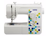 Brother LS14 Manual Stitch Sewing