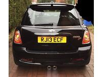 2013 MINI COOPER S D DIESEL DAMAGED REPAIRABLE SALVAGE