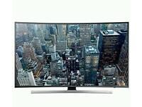 Samsung 4k led curved tv