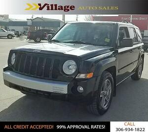 2007 Jeep Patriot Limited Leather Interior, Heated Seats, All...