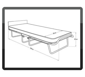 Branded Jay Be Folding Single Bed For Sale
