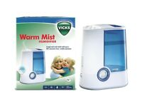 Vicks V750 Warm Mist Humidifier