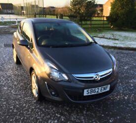 Vauxhall Corsa SXI 1.2 Grey
