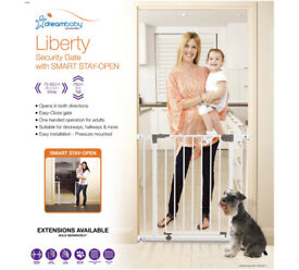Lindam flexiguard safety gate portable stair gate new in box | in ...