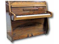 FREE Zender Piano in good working order