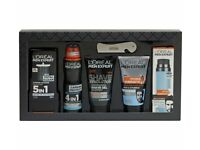 L'Oreal Men Expert Barber Shop Grooming Collection