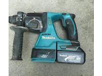 Makita BL motor hammer dril baterry 3ah