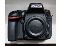 Nikon D610 Full Frame (FX) DSLR + MB-D14 Multi Battery Power Pack + ML-L3 Remote
