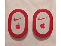 Nike plus iPod shoe sensors