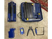 Electric tile cutter + saw + and more! joblot - bundle